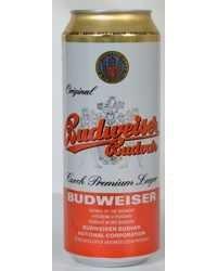 Budweiser 0,5l dobozos