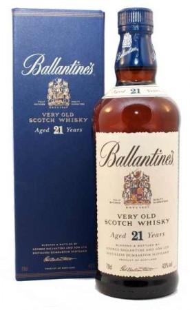 Ballantines 21 éves 0,7l