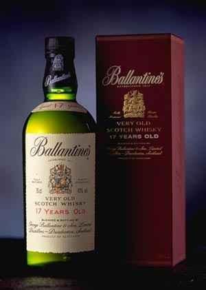 Ballantines 17 éves 0,7l