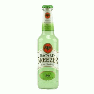 Bacardi Breezer Lime 0,275l