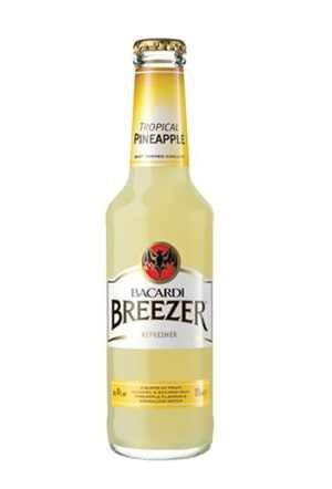 Bacardi Breezer Citrom 0,275l