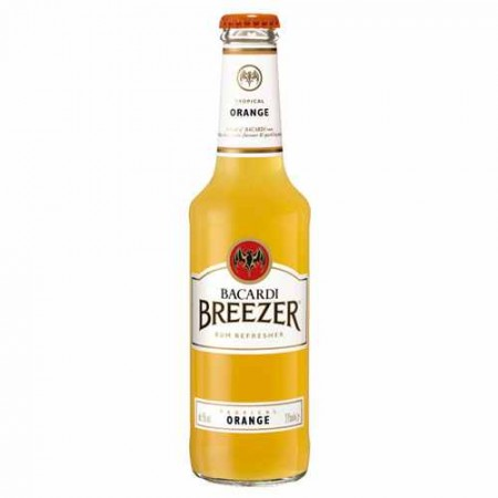 Bacardi Breezer Narancs 0,275l
