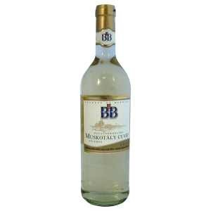 BB Balatonboglári Muskotály fehér - édes 0,75l+üveg