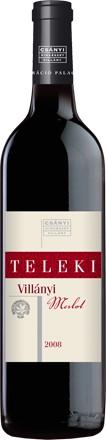 Gasztro Teleki Villányi Merlot vörös - száraz 0,75l