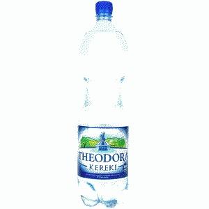 Theodora 0,33l PET palackos szénsavas